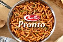 Barilla Pronto Pasta / One pan. No boil. No drain. Change the way you think about cooking pasta, with Barilla® Pronto™.