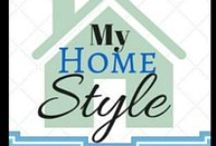 My Home Style Blog Hop 2015 / Home Style of Top Bloggers & How to Get that Look