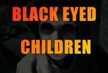 Black Eyed Kids / Posts about Black Eyed Kids or Black Eyed Children depending on who is talking about them.  Then there are of course White Eyed Kids as well.  Super creepy stuff.
