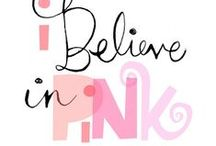 *~~*PINK AGENDA*~~* / My world in PINK. Please pin as much as you like. / by Diane Harris-Day