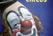 ~The Greatest Show On Earth~ the CIRCUS~ / by Diane Harris-Day