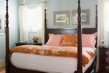 Dream Home-Bedrooms / by Savannah Hennig