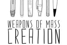 Arts, Crafts, & DIY / by Tara Tevepaugh