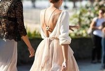 Style + Fashion / Stylish gals and coveted baubles / by Ruffled