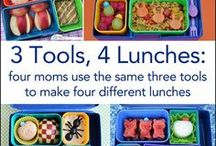 School Lunch Ideas / A group board featuring a collection of healthy and creative school lunch ideas for kids (and parents) of all ages.  If you'd like to contribute to this board, please FOLLOW 'School Lunches' then contact us via http://schoollunchideas.ca/contact.html with your Pinterest user name and email address and we'll invite you to participate.