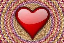 """HEARTS""~symbol of ""LOVE""~<3"