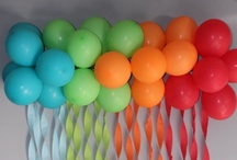 Party Ideas / by Suzette Ethridge