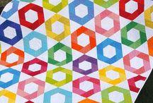 Hexagons / by Rita Leonard