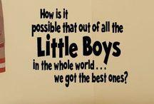 For the Boys! / by Rita Leonard