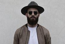 MEN fashion / by Yohan Smal