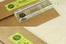 invitation + paper goods
