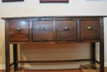 furniture / entry chest