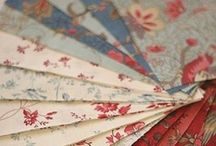 Fabric and More Fabric! / by Rita Leonard