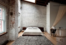 Spaces | Bedroom / by Jen Kan