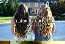 Curly Hair Problems / by Caroline McFarlin