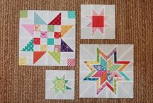 Paper Piecing / by Rita Leonard