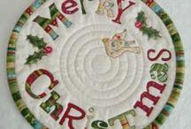 Christmas Quilts / by Rita Leonard