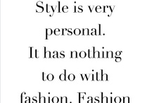 the style