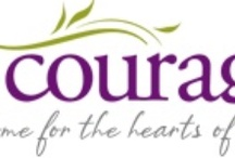 (in)courage / by Tara Tevepaugh