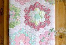 English Paper Piecing / by Rita Leonard