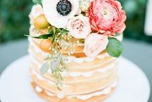 Amazing Wedding Cakes / Feast your eyes on these amazing wedding cakes: elegant wedding cakes, unique wedding cakes, boho + rustic wedding cakes and gorgeously simple wedding cakes too!