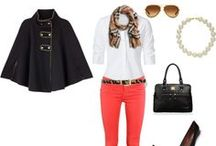 Outfits  / by Karen Ramirez Q