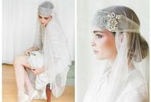 *Bridal Accessories / Bridal veils, headpieces, jewellery and more...
