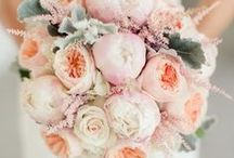 *Wedding Bouquets / Dreamy wedding bouquets and fabulous wedding flowers.