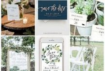 Fun, Original Wedding Ideas / Find Fun, Original Wedding Ideas and cute wedding trends to add special, unique touches to your wedding. Unique wedding favors, fun bridesmaid gift ideas and more!