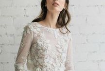 The Most Gorgeous Wedding Gowns / Follow to get the most gorgeous wedding dresses and bridal gowns on Pinterest in your feed! From boho wedding dresses to modern wedding gowns to lace wedding dresses - and everything else in between!