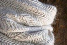Knit pins