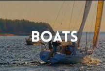 Boats / Board dedicated to boats.