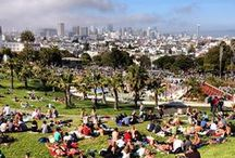 San Francisco, My Home (My Favorite Things) / My favorite things in San Francisco, the best city on Earth.