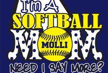 Softball love!!! / All softball :) / by Carolyn McLaren