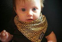 Skibz Lifestyle Images / Lifestyle images of Skibz, the baby bandana dribble bib.