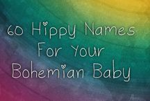 Naming Baby / Lists of old, new and novel names!