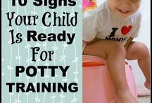 The Potty Progress / Advice and information to make potty training easier