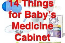 Poorly Baby / Help and remedies for every day bumps and bruises.