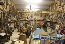 Museum / VIne House Farm also has a museum of farming tools from our farm and the local area
