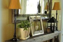 Home Decor Ideas / by Lisa Sisneros