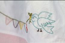 Embroidery and Sewing Love / by Vanessa