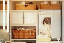 Bath/Laundry Room / by Nikkala Stephens