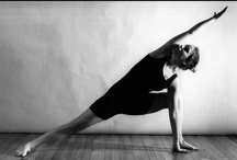 Yoga/Fitness / by Natalie Young