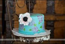 My Cakes / All items have been made by me, with lots of love. <3 / by Luanne McCallister