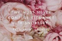 words of wisdom / by Leslie Wells