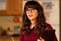 Jess' Outfits / The many adorkable outfits of Jess Day on NEW GIRL. / by New Girl