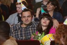 Nick & Jess / by New Girl