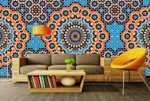 House furniture, color, style and ideas  / by Holly