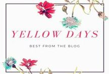 Yellow Days / The best content from my Yellow Days blog (www.catsyellowdays.com). Parenting, food, advice and home schooling. / by Cat @ Yellow Days Blog