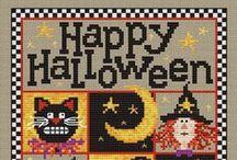 CROSS STITCH~ Halloween / by Tammie Jackett